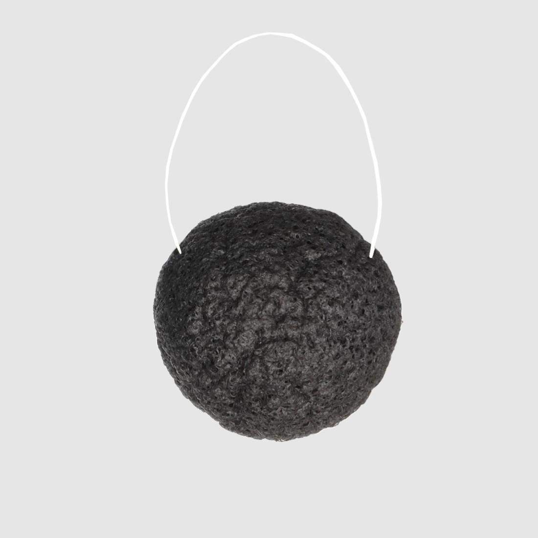 Eponge konjac - charbon