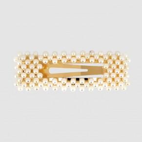 Maxi barrette Clic-Clac perles