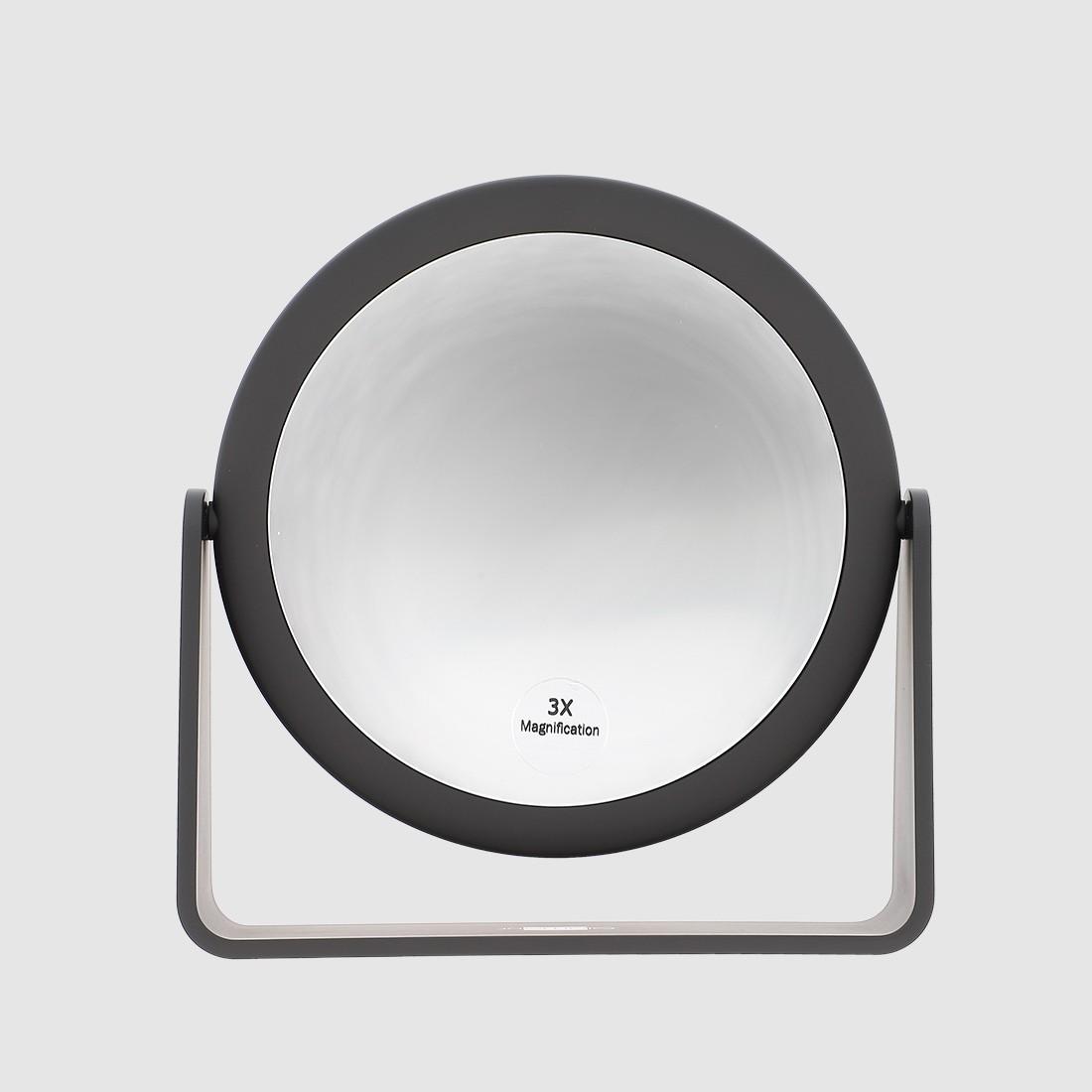 Miroir à poser rond - grand modèle