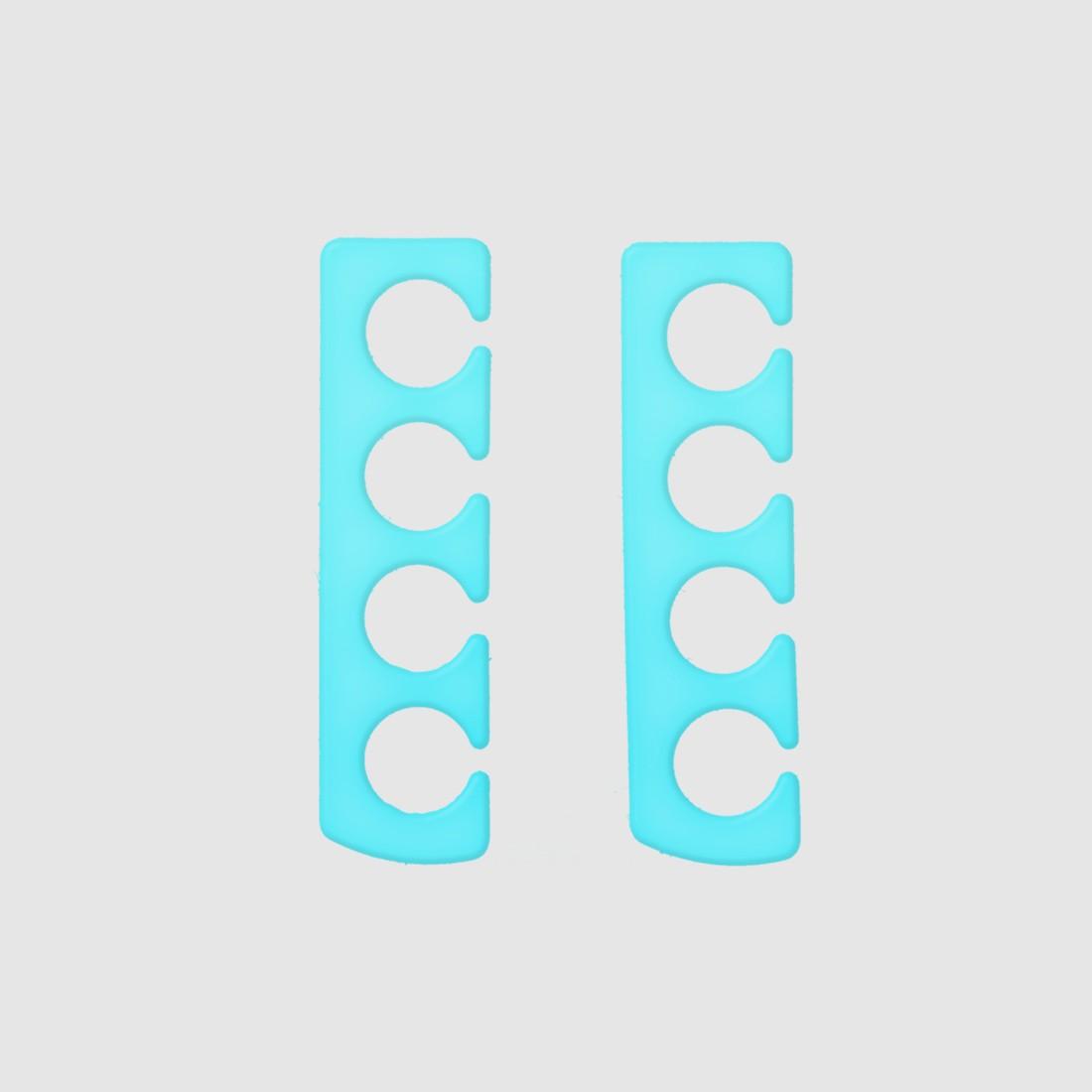 Séparateurs orteils en silicone