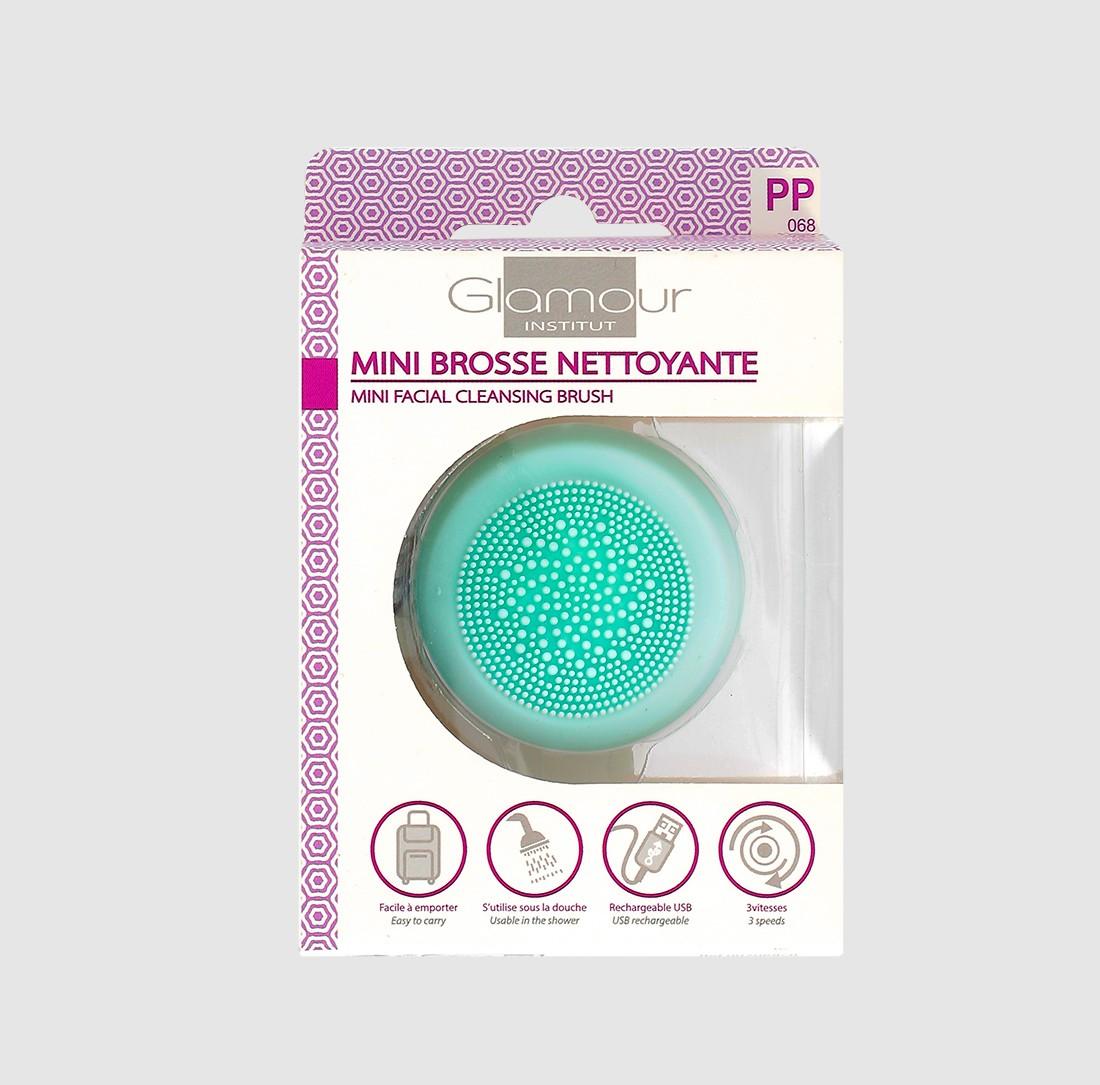 Mini brosse nettoyante vibrante