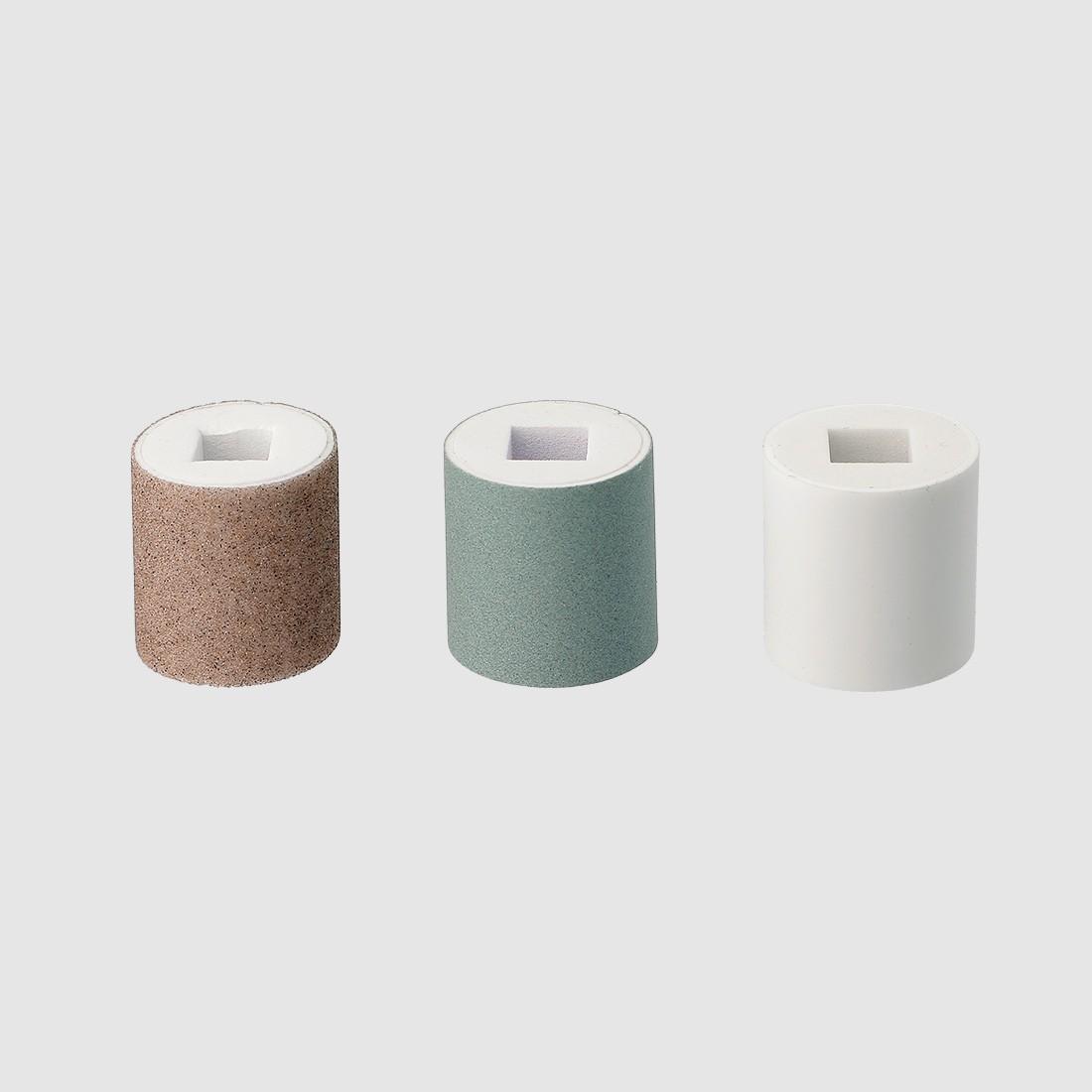 Recharges pour polissoir design compact