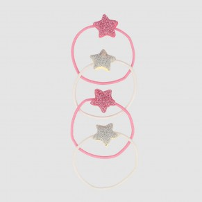 Elastiques étoile X4